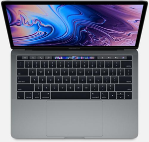 Купить APPLE MacBook Pro with Touch Bar (Mid 2018) Space Gray