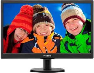 Купить Монитор Philips 193V5LSB2 (Black)