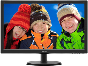 Купить Монитор Philips 223V5LHSB2 (Black)