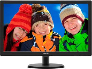 Купить Монитор Philips 223V5LSB (Black)